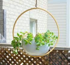 hanging planters planters outdoor hanging planters hanging baskets