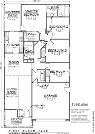 100 4 bedroom ranch house plans 4 bedroom open floor plan