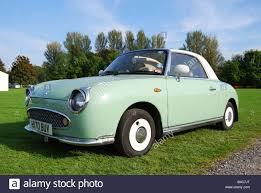 nissan figaro interior nissan figaro car a small retro originally sold only in japan uk