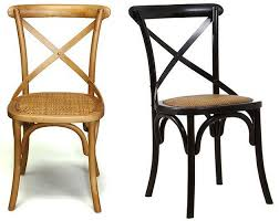 X Back Bistro Chair X Back Side Chair Whereibuyit