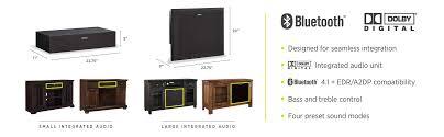 amazon com ashley furniture signature design shay tv stand with