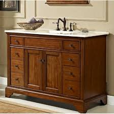Maple Bathroom Vanity by Framingham 48