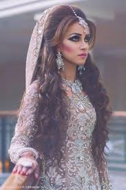 indian bridal hairstyles for curly hair popular long hairstyle idea