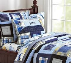 Pottery Barn Kids Quilts 193 Best Denim Woven Plaid Quilts Images On Pinterest Patchwork