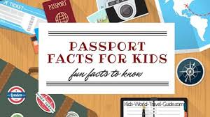 passport facts for kids passports and visa facts for kids