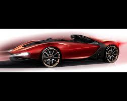 ferrari pininfarina sergio interior sergio barchetta concept 2013