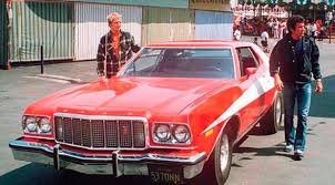 Ford Gran Torino Starsky And Hutch Starsky And Hutch U0027s Car To Be Auctioned In Belfast