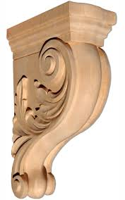 Wood Carving For Kitchens by Wood Brackets And Wood Brackets For Countertops