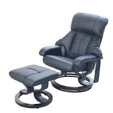 fauteuil bureau relax fauteuil relax massant brasilia noir