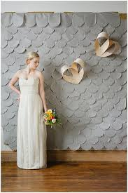 wedding backdrop on a budget pretty scalloped paper diy diy wedding backdrops and wedding