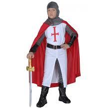 boys knight medieval tudor historical sword shield kids fancy