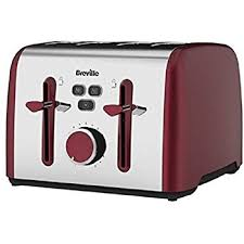 Morphy Richards Accent Toaster Red Morphy Richards 221105 Chroma Two Slice Toaster Red Amazon Co