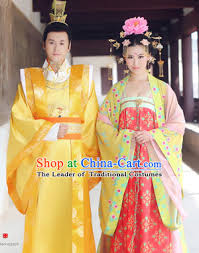 Chinese Halloween Costume Asian Chinese Emperor Empress Halloween Costume Cosplay