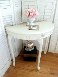 Queen Anne Dining Room Queen Anne Accent Table Nightstand Shabby Chic French Country