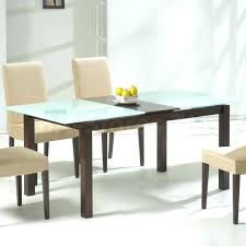 glass top contemporary dining table u2013 aonebill com