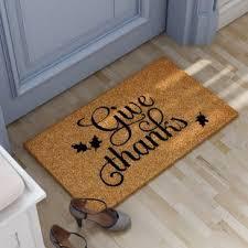 thanksgiving doormat thanksgiving mats you ll wayfair