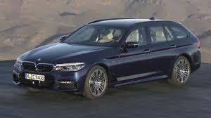 the new bmw 5 series touring design exterior autousafans