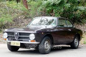 sold alfa romeo gt junior 1600 coupe auctions lot 26 shannons