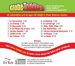 tot talk inc tot talk mexican folklore music cd for kids