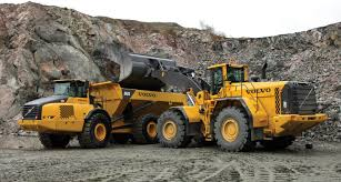 volvo heavy duty volvo construction equipment smart works loaders haulers