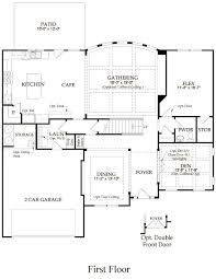 beaconhill new home plan charlotte nc pulte homes new home