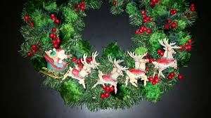disney princesses christmas wreath the enchanted manor