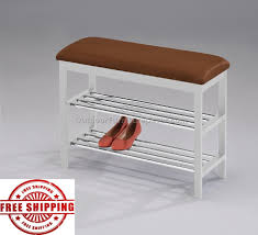 ottoman bench with shoe storage 3 gallery of storage sheds bench