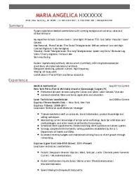 Esthetician Resume Sample by Estheticians Resume Examples Beauty And Spa Resumes Livecareer