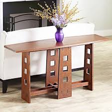 119 best sofa table plans and hall table plans images on pinterest