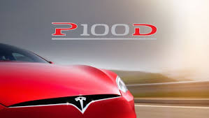 the new tesla p100d is the fastest tesla ever goes 300 miles on a