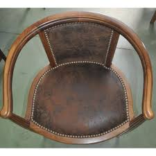 petit fauteuil de bureau petit fauteuil de bureau déco en noyer antiquitedeco