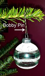 paper clips bobby pins and christmas ornaments are you my