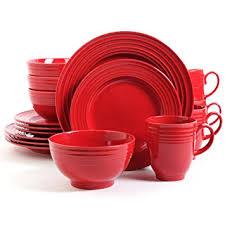 gibson home stanza 16 dinnerware set