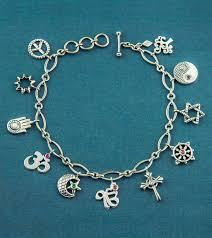 charm bracelet online images Buy unity charm bracelet online india fourseven jpg