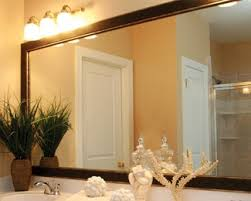 Bathroom Mirror Frames by 44 Best Mirrormate Makeovers Images On Pinterest Bathroom Ideas