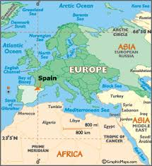maps of spain spain maps including outline and topographical maps worldatlas com