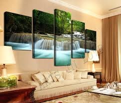 Living Room Design Your Own by Wall Arts Pictures Photo Canvas Wall Art Large Print Fabric Wall