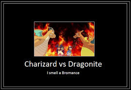 Dragonite Meme - charizard vs dragonite meme by 42dannybob on deviantart