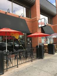 which side does st go on side street pub grill menu hours prices 1167 kensington
