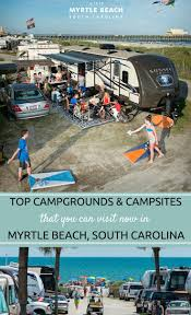 52 best myrtle beach camping images on pinterest beach camping