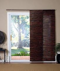 Vertical Blinds Wooden Wooden Vertical Blinds For Sliding Glass Doors