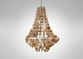 Teen Chandeliers Lighting Capiz Shell Light Fixtures Capiz Chandelier Pier 1