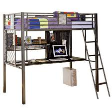 Monster High Bedroom Furniture monster bedroom twin study loft bunk bed sam u0027s club