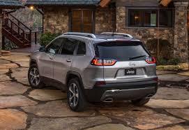 purple jeep cherokee 2019 jeep cherokee revealed ahead detroit debut performancedrive