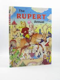 rupert annual 2006 written henderson jim stock code 1313563