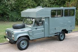 land rover wolf land rover defender 130 gun bus conversion