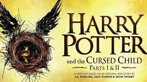 harry potter and the cursed child audiobook free harry potter