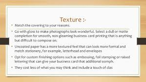 how to make perfect business card for your company