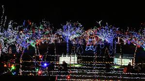 best christmas lights in chicago holiday lights in lilacia park lombard park district things to