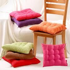 dining bench cushion thickening plush cushion sofa cushion winter